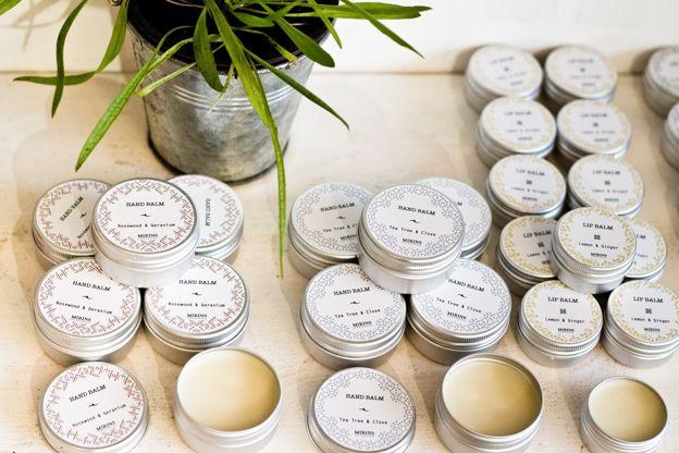 Mirins Copenhagen Natural Skincare | Lipbalm & Handbalm