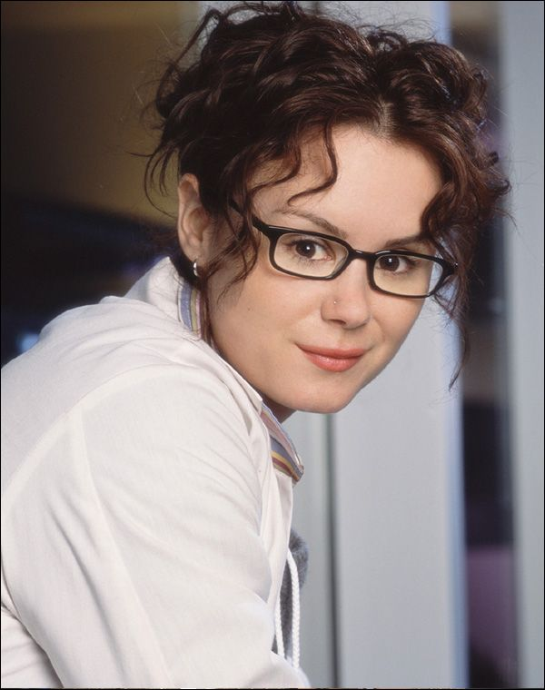 The sophisticated Keegan Connor Tracy