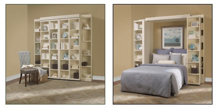 best 25 murphy bed ikea ideas on pinterest hidden beds in wall diy murphy bed and murphy bed. Black Bedroom Furniture Sets. Home Design Ideas