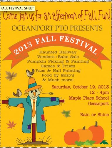 A nice example of a Fall Fair flyer! Fall Carnival Ideas