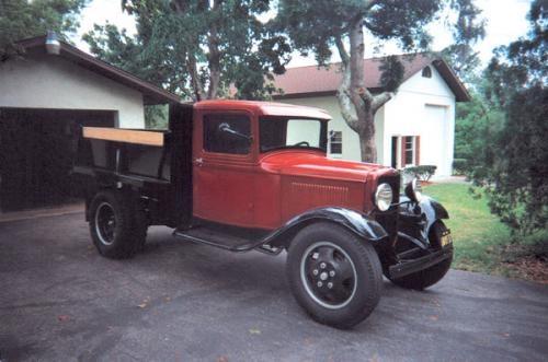 1932 ford bb 1 1 2 ton dump truck conveyance pinterest