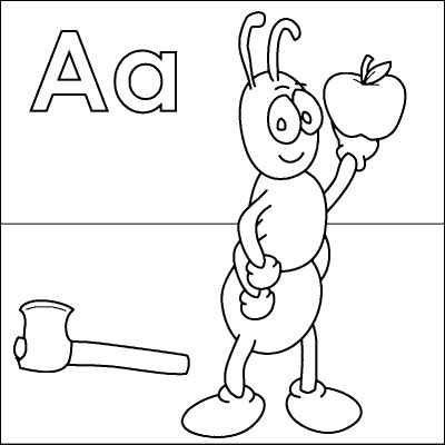29 best Free Alphabet Coloring Pages images on Pinterest Kids