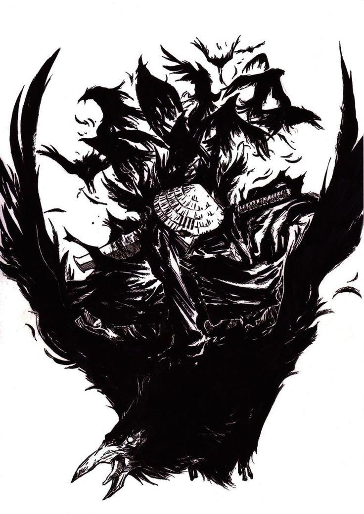 Raven Chevalier by SUPERGX
