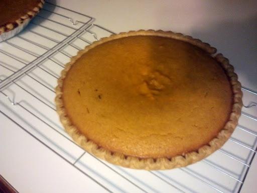 "Sweet Potato Pie! 3.56 stars, 9 reviews. ""Turns out very nice!!!"" @allthecooks #recipe #thanksgiving #christmas #pie"