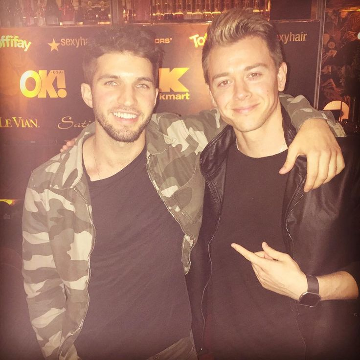 """6,923 Likes, 102 Comments - Chad Duell (@duelly) on Instagram: """"Look who I ran into @bryan_craig"""""""