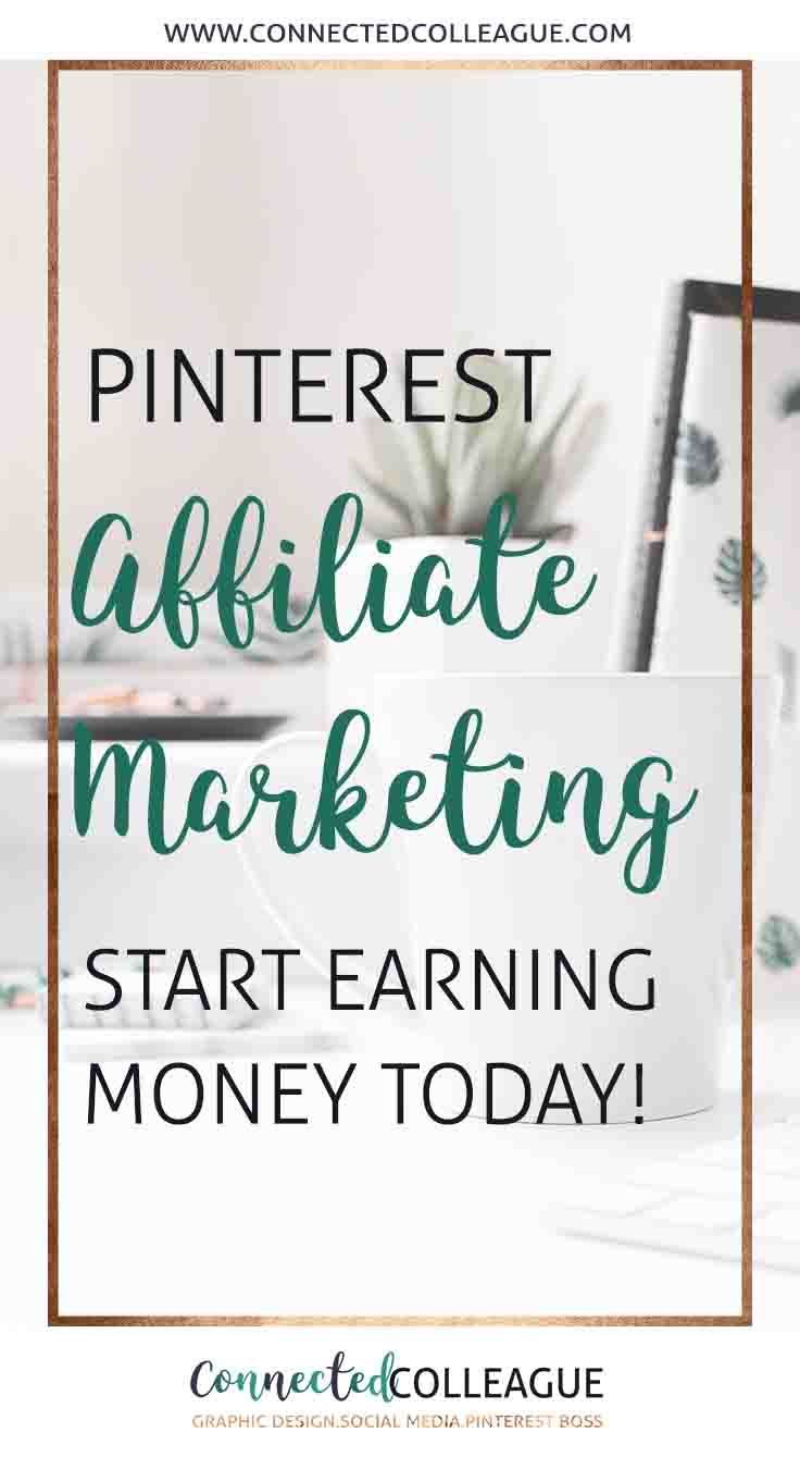 How To Master Pinterest Affiliate Marketing Lady Boss Studio Inc Pinterest Affiliate Marketing Affiliate Marketing Money Blogging