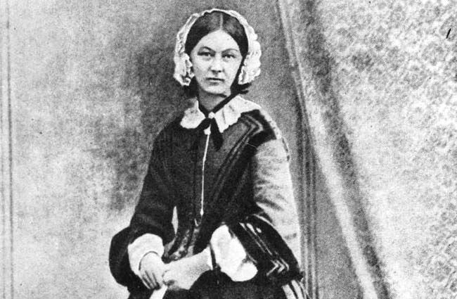 """""""I attribute my success to this: I never gave or took any excuse."""" -- Florence Nightingale"""
