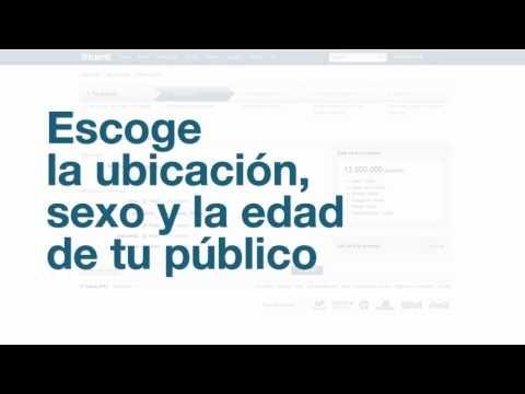 Video explicativo de tuenti ads, la nueva plataforma de anuncios de tuenti
