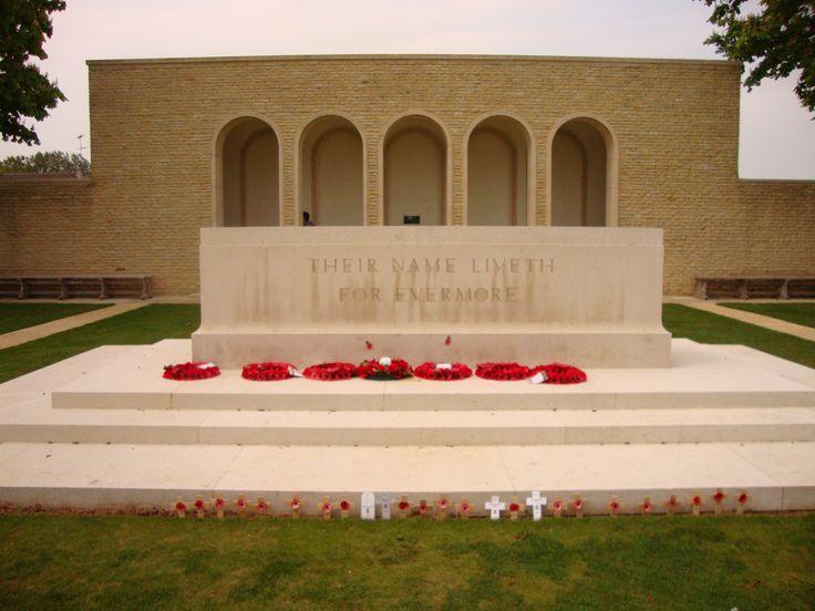 Ranville Commonwealth War Cemetery