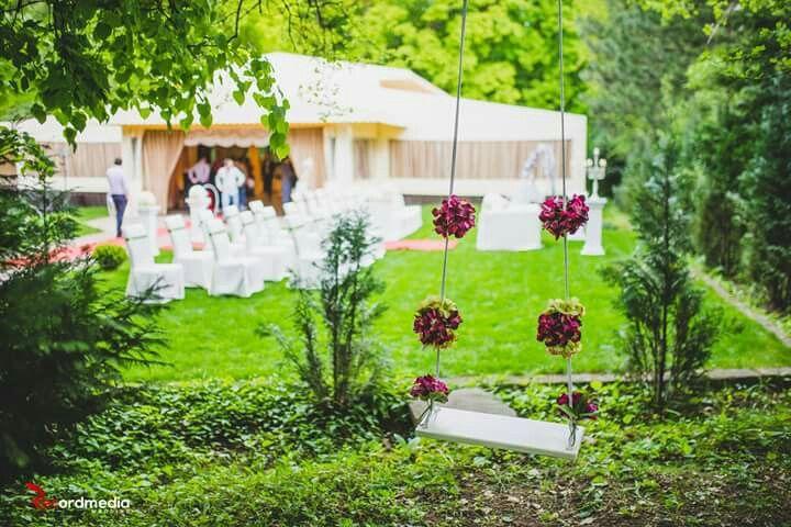 Peisajul te-a lăsat visând la o nuntă de poveste? #decorcenter