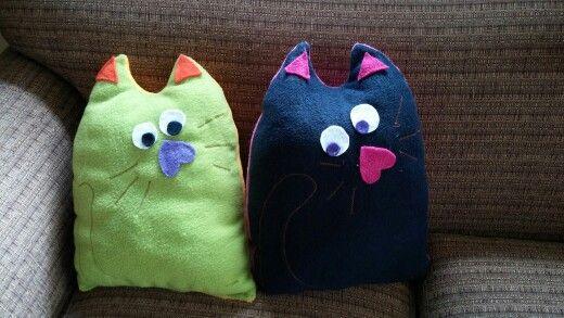 Cojin de gatos