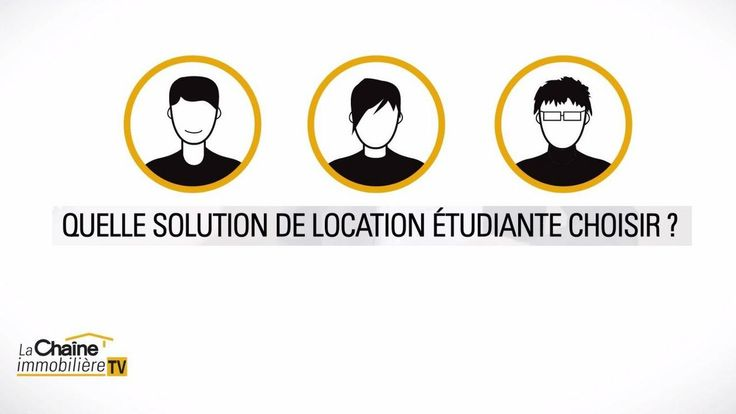 VIDÉO – Immobilier : quelle solution de location étudiante choisir ? https://cstu.io/9c747f