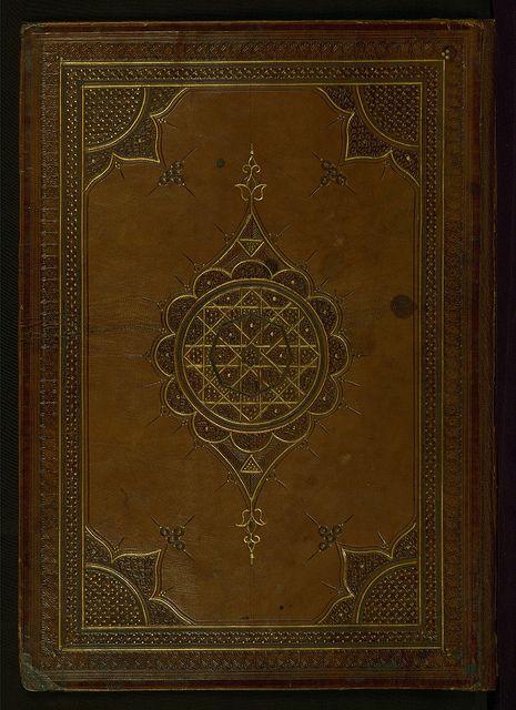 Illuminated Manuscript Koran, Binding, Walters Art Museum,… | Flickr