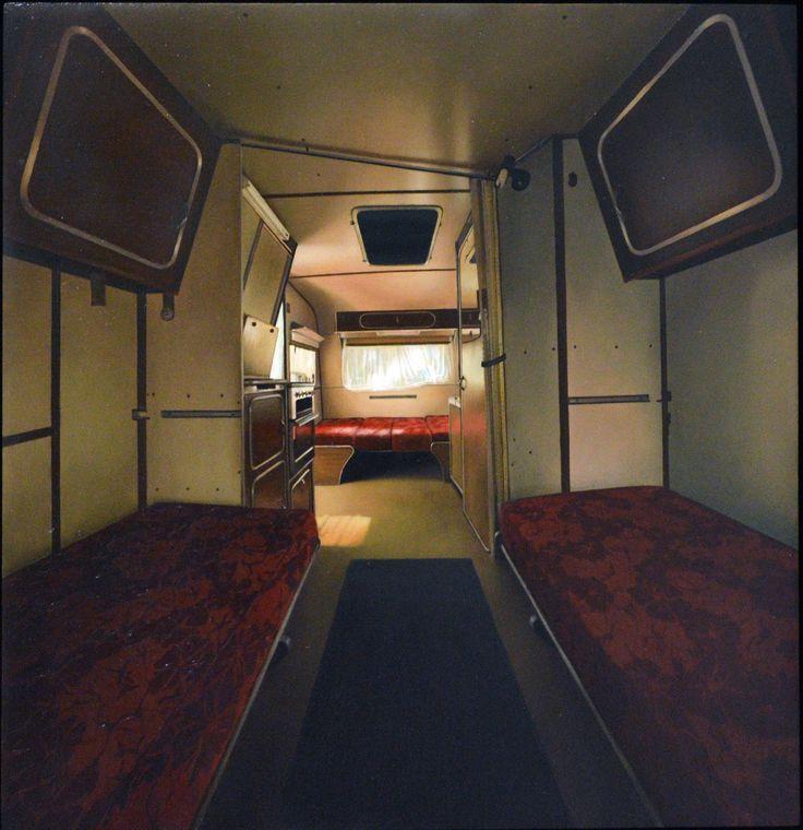'Caravan Interior II', 2015, Gina Heyer