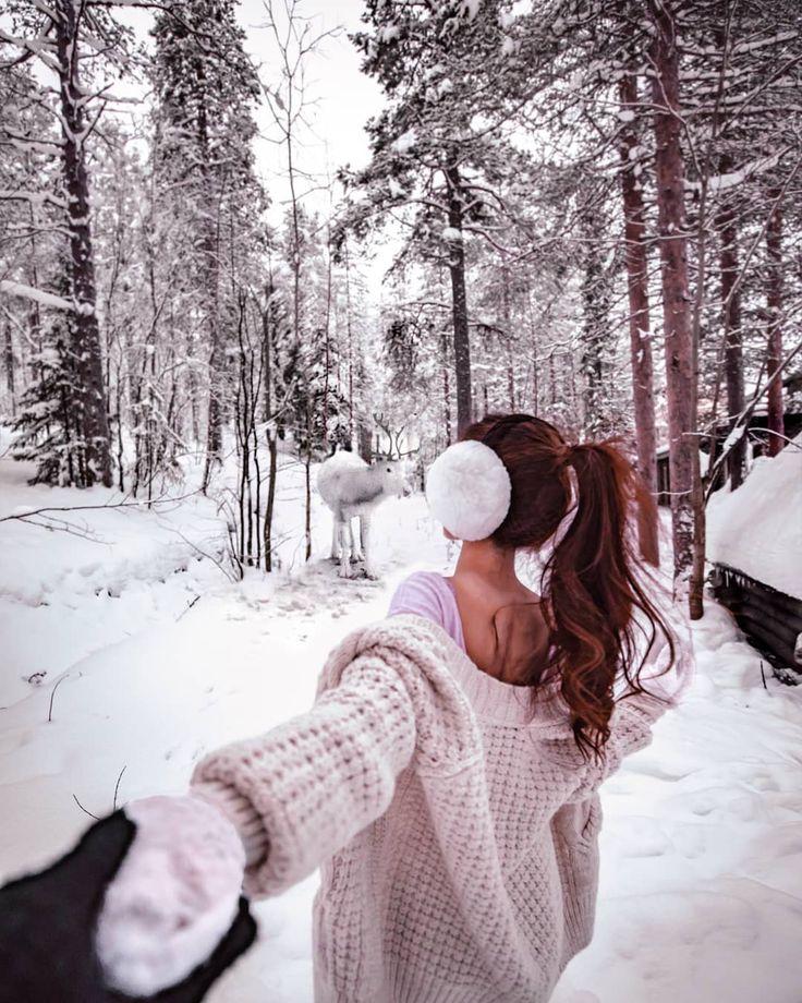 обыденные идеи для фото зимой трансформация под конкретный