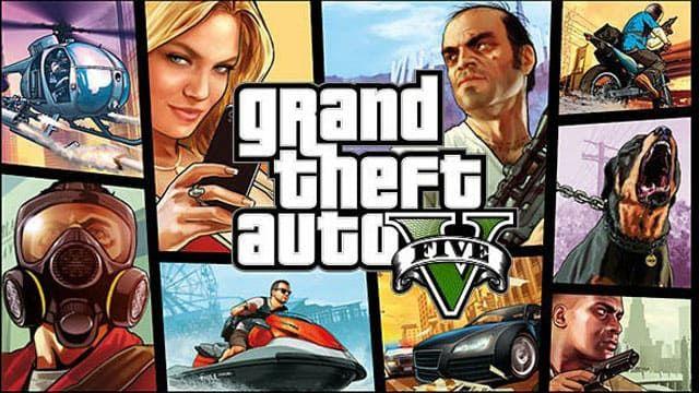 تحميل لعبة جاتا 5 Gta للكمبيوتر برابط واحد مباشر Grand Theft Auto Game Gta V Epic Games