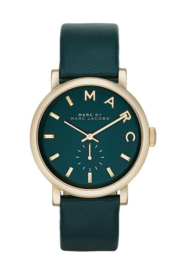 Currently obsessed with: Colorful watches | Stunning MARC BY MARC JACOBS watch