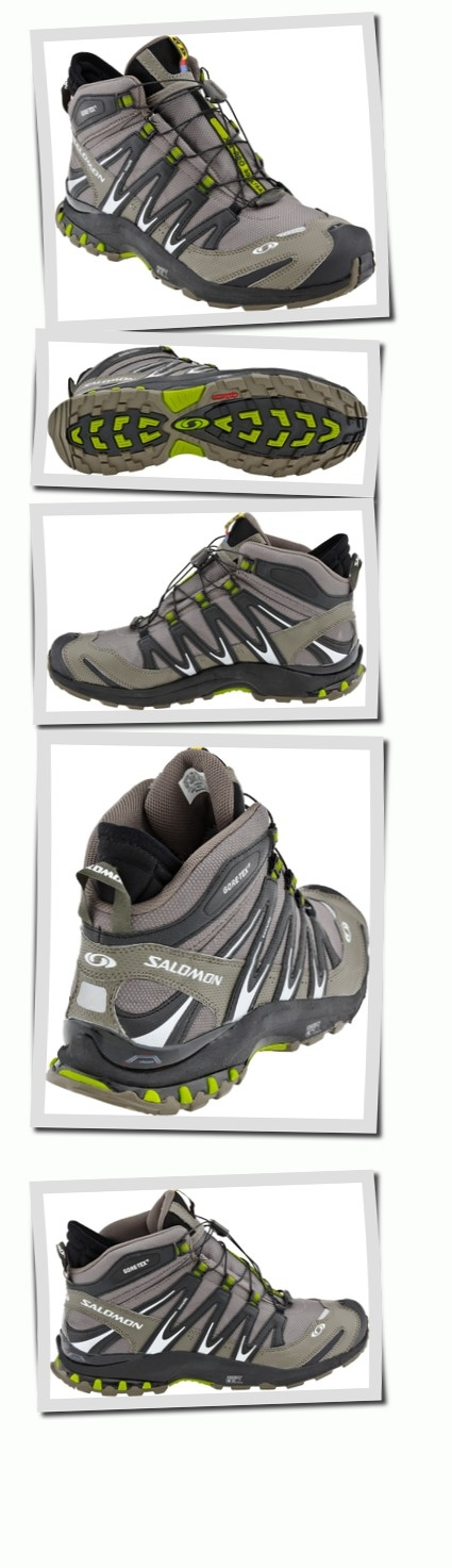 Althletic Hiking Boot - Salomon XA Pro 3D Mid GTX Ultra from www.planetshoes.com