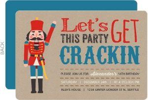 Teen Birthday Invitations & Birthday Party Invitations For Teens ...