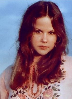 Linda Blair - believe it or not, this girl scares the beJesus out of me.....