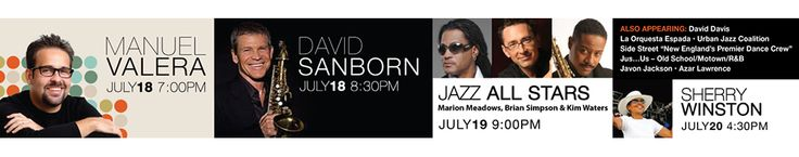 The 2014 Greater Hartford Festival of Jazz: Free Jazz Festival Hartford