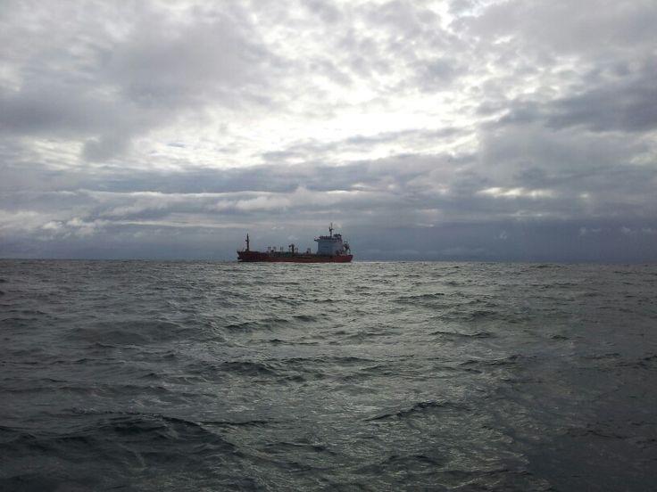 Near Richards Bay harbour