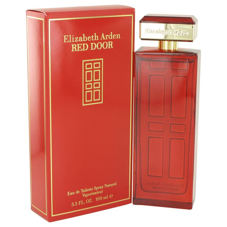 """Red Door Perfume By ELIZABETH ARDEN  3.3 oz Eau De Toilette Spray Red Door Perfume by Elizabeth Arden, A 2013 fragrance foundation hall of fame perfume, red door was composed in 1989 by master perfumer carlos benaim to commemorate the famous """"red door"""" of the elizabeth arden salon on fifth avenue in new york city ."""