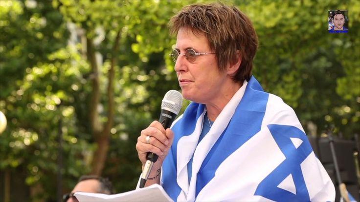 Kay Wilson's full speech high quality footage.