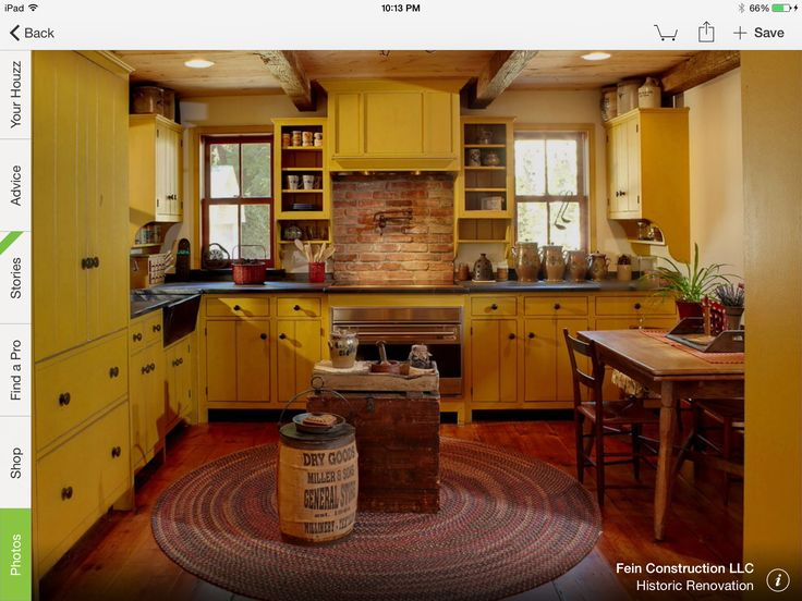Colonial kitchen colonial decor pinterest colonial for Colonial kitchen design ideas
