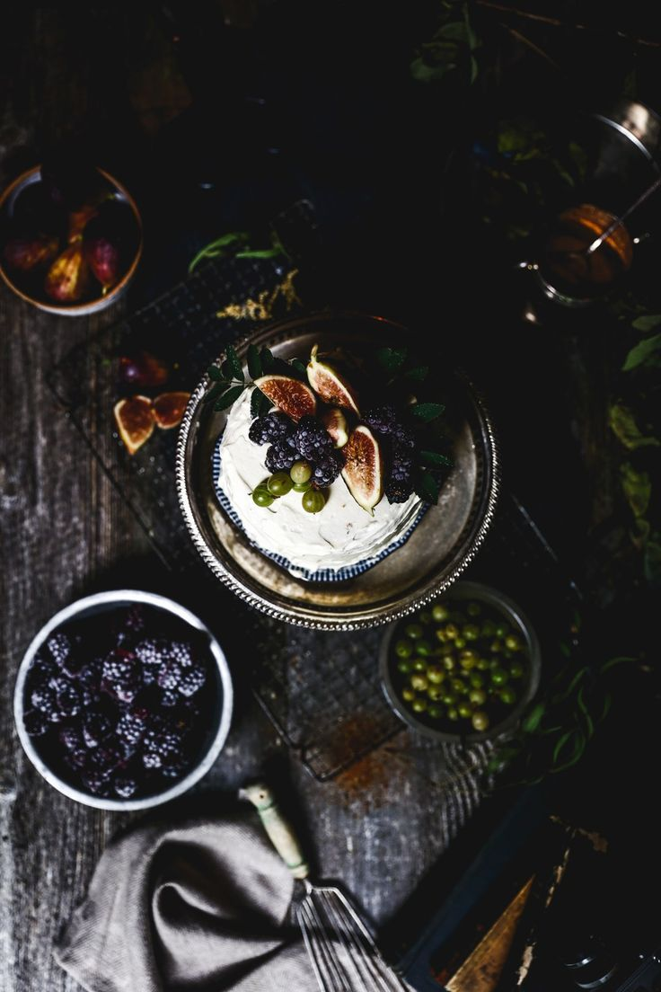 I've never grown as much as I have since starting my blog, in so many areas of my life and wanted to thank each of you for following along in my journey and for being as amazingly supportive as you have been! Excited to bring this delicious recipe for a Honey Elderflower Cake to you as a celebration!