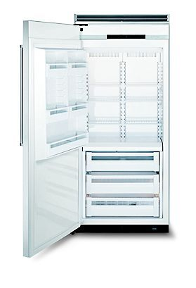 """36"""" Quiet Cool™ All Freezer (VCFB) in 12 Exclusive Finishes - Viking Range Corporation"""