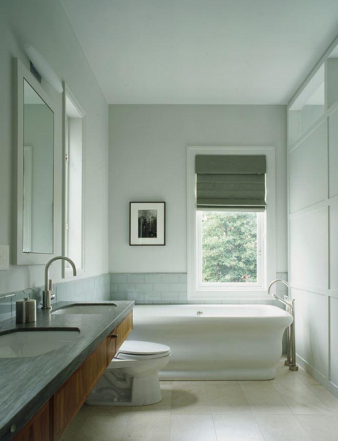 Pics On Noe Valley Historic Home traditional bathroom san francisco by Matarozzi Pelsinger Builders