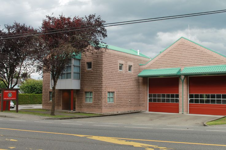 Fire Hall #7 Sandy Hill Located at:  34989 Old Clayburn Road, Abbotsford British Columbia