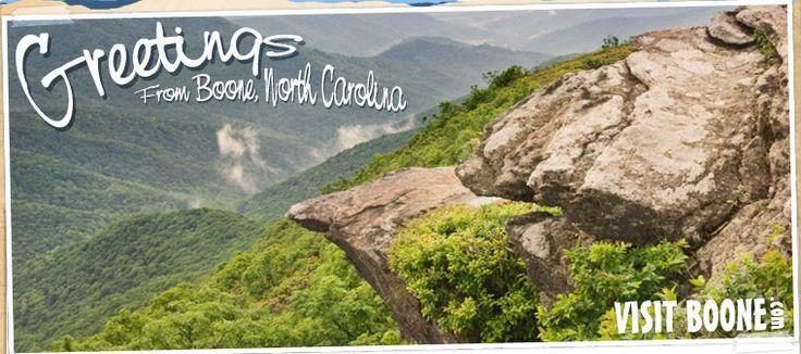 Blue Ridge Mountain Hiking - North Carolina Hiking TrailHiking Trail, Blue Ridge Mountain