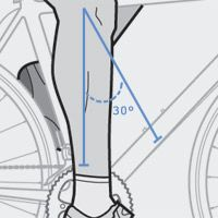 Bike Fit: How to Set Your Bike Seat Height  http://www.bicycling.com/maintenance/bike-fit/bike-fit-set-your-saddle-height