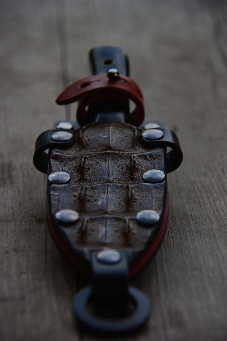 #necknife with #randallknives and #bladearmour #modularequipment