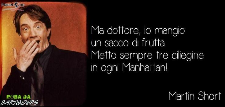 Martin Short  http://www.planetone.it/category/aforismi/