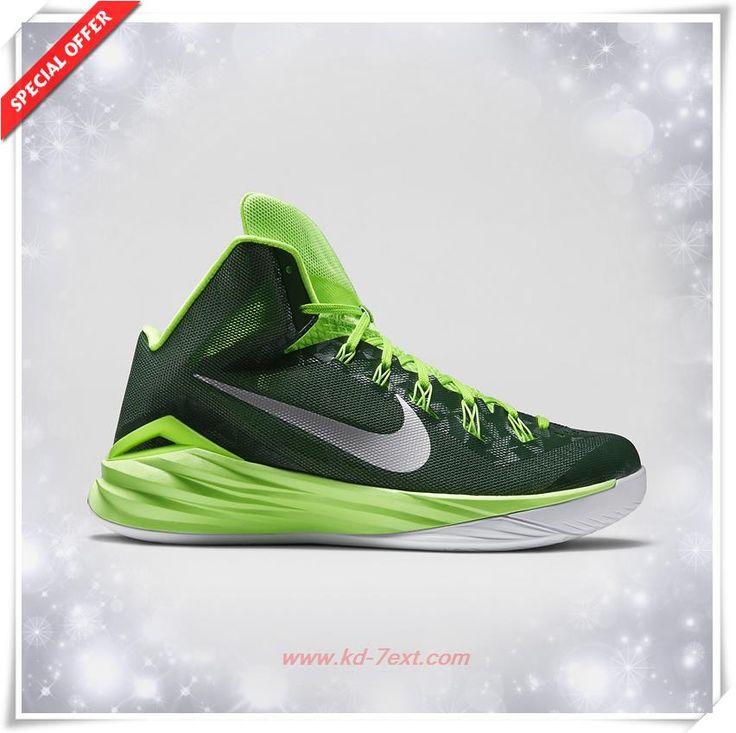 3f4ef4606bf3 ... uk new nike hyperdunk 2014 tb gorge green electric green white metallic  silver d7f81 b5e56 good nike mens flex experience rn 7 mens running shoes  ...