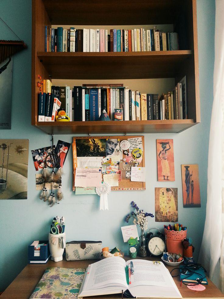 Tea, Coffee, and Books                                                       …