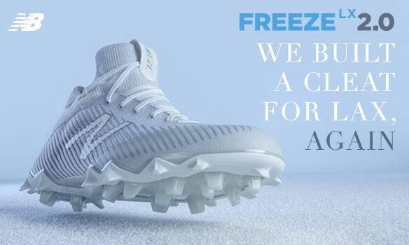 f97949ebe New Balance Freeze LX 2.0 Lacrosse Cleat - Our Pro's love this cleat. Read  more in our blog!