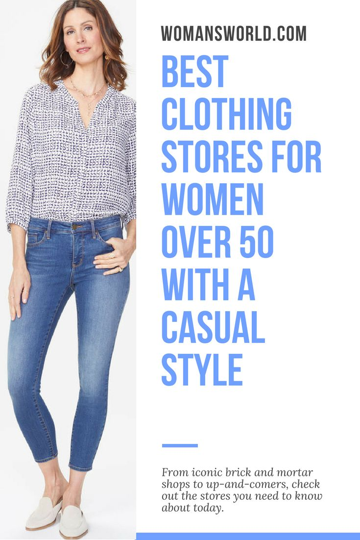 15 best clothing stores for women over 50 that arent