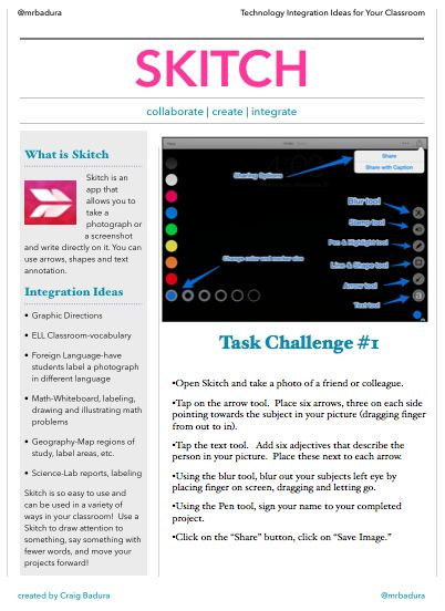 Comfortably 2.0: App Task Challenges