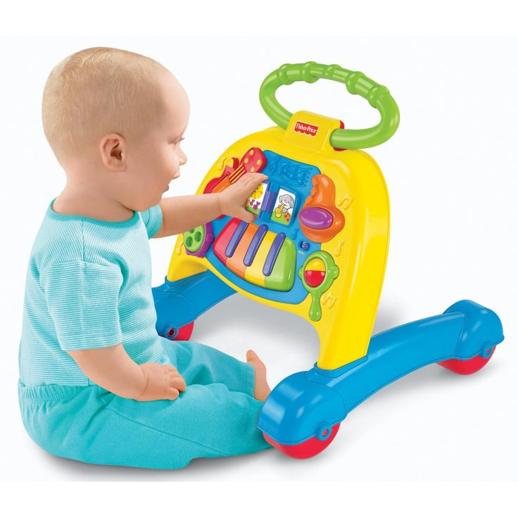 15 toys for baby's first year (good list of toys that are mama and baby approved)