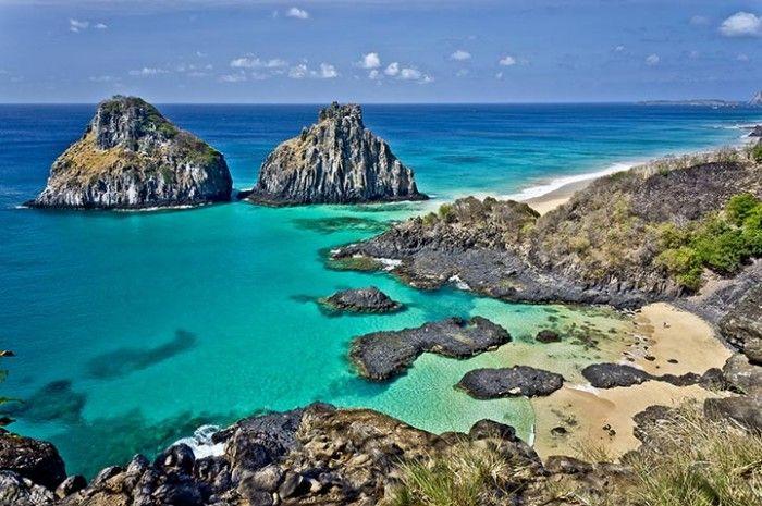 Fernando de Noronha: Lugares para viajar