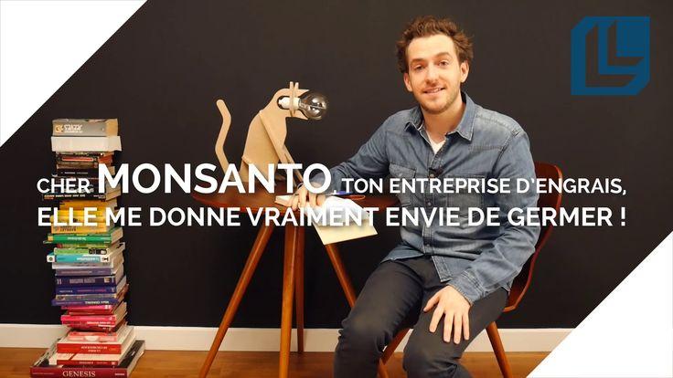 Monsanto - #06 - Lettre Ou Ne Pas Lettre (Michaël Hirsch)