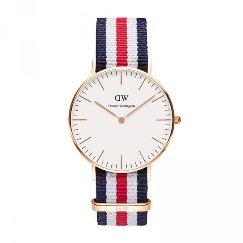 Classic Canterbury Lady - I want this Daniel Welington watch !!!@wonderhoney