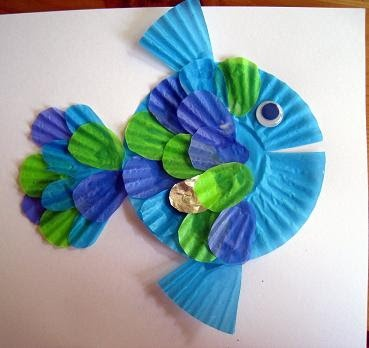 Fishers of Men- Crafts, Food, and Activities