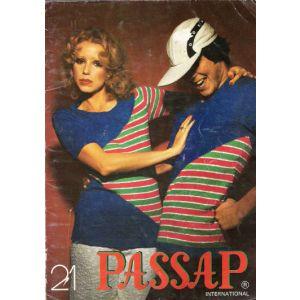 Link to download Passap #21 Pattern Book - Passap Patterns and Magazines - Passap