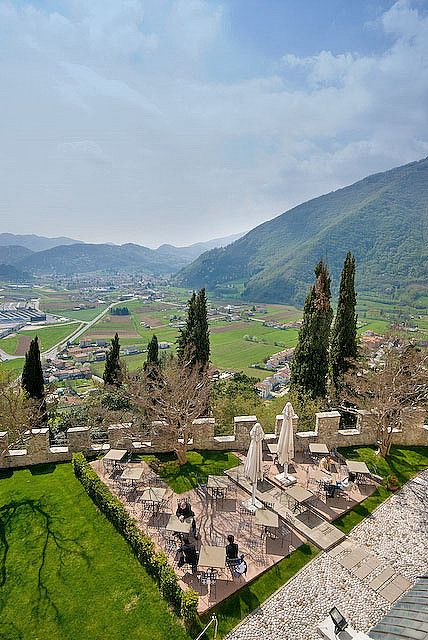 Castelbrando, Pradegnan, Veneto, Italy