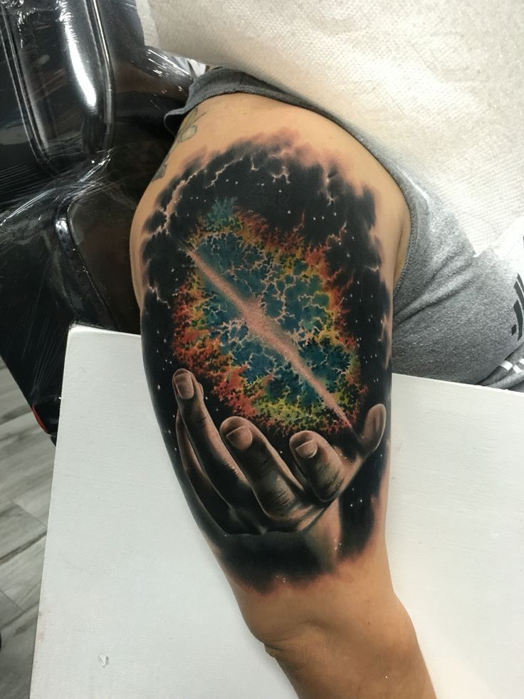 nebula tattoo designs - photo #8